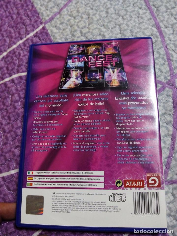 Videojuegos y Consolas: Juego ps2. Dance fest - Foto 3 - 93137750