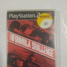 Videojuegos y Consolas: FORMULA CHALLENGE PLAYSTATION PLAY STATION 2. TDKV14. Lote 93284880