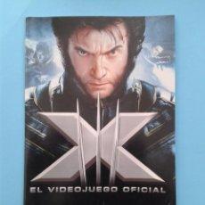 Jeux Vidéo et Consoles: X-MEN 3 (INSTRUCCIONES). Lote 93820815