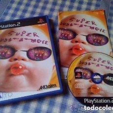 Videojuegos y Consolas: SUPER BUST-A-MOVE PARA LA SONY PLAYSTATION 2 PS2 PAL COMPLETO. Lote 94837707