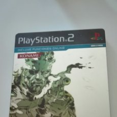 Video Games and Consoles - Metal gear solid 3 snake eater ps2 - 95556710