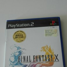 Videojuegos y Consolas: FINAL FANTASY X PS2. Lote 95681603