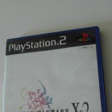 Videojuegos y Consolas: FINAL FANTASY X-2 PLAYSTATION 2. Lote 95682160