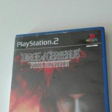 Videojuegos y Consolas: DIRGE OF CERBERUS FINAL FANTASY XII PS2. Lote 95682496