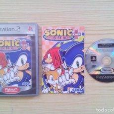 Videojuegos y Consolas: SONIC MEGA COLLECTION PLUS (PS2) COMPLETO. Lote 95701391