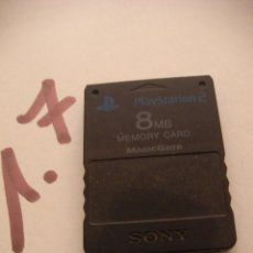 Videojuegos y Consolas: TARJETA MEMORY CARD 8 MB PARA PS. Lote 96327155