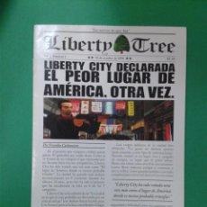 Videojuegos y Consolas: GTA LIBERTY CITY (SOLO MANUAL). Lote 96907799