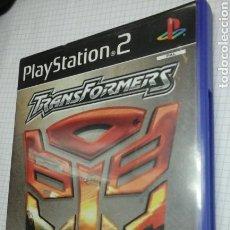 Videojuegos y Consolas: TRANSFORMERS.PAL.ESPAÑOL. Lote 97119142