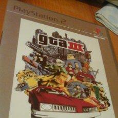 Videojuegos y Consolas: GTA III.GRAND THEFT AUTO.III.PAL. Lote 97125148