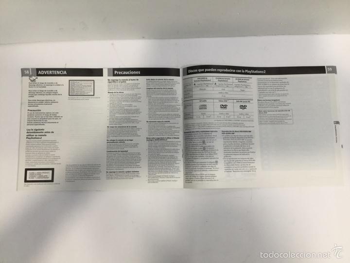manual de instrucciones playstation 2 comprar videojuegos y rh todocoleccion net Formulario 1040-PR Instrucciones Para Abrir Puerta