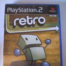 Videojuegos y Consolas: JUEGO RETRO PLAYSTATION 2 PAL ARCADE CLASSICS. Lote 98005095