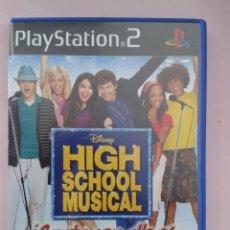 Videojuegos y Consolas: HIGH SCHOOL MUSICAL. PS2. Lote 98006507