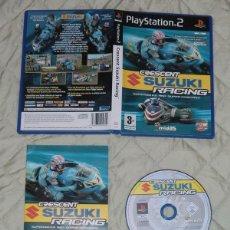 Videojuegos y Consolas: JUEGO PLAY 2 CRESCENT SUZUKI RACING. Lote 98214883