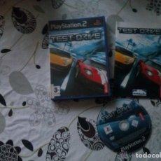 Videojuegos y Consolas: JUEGO PLAY 2 TEST DRIVER. Lote 98216147