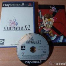 Videojuegos y Consolas: JUEGO PLAY 2 FINAL FANTASY X-2. Lote 98216411