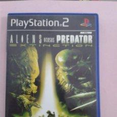 Videojuegos y Consolas: ALIENS VERSUS PREDATOR EXTINCTION. Lote 98234847
