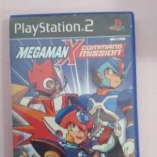 Videojuegos y Consolas: MEGAMAN X COMMMAND MISSION. Lote 98236475