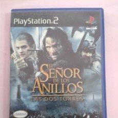 Videojuegos y Consolas: EL SEÑOR DE LOS ANILLOS LAS DOS TORRES. Lote 98237031
