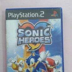 Videojuegos y Consolas: SONIC HEROES. Lote 98237131