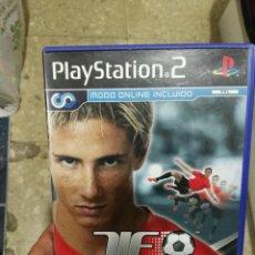 Videojuegos y Consolas: JUEGO DE PLAYSTATION 2 ESTO ES FUTBOL 2004 PS2. Lote 98437079
