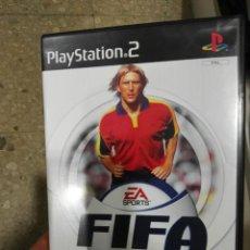 Videojuegos y Consolas: JUEGO DE PS2 FIFA 2001 PS2. Lote 98440979