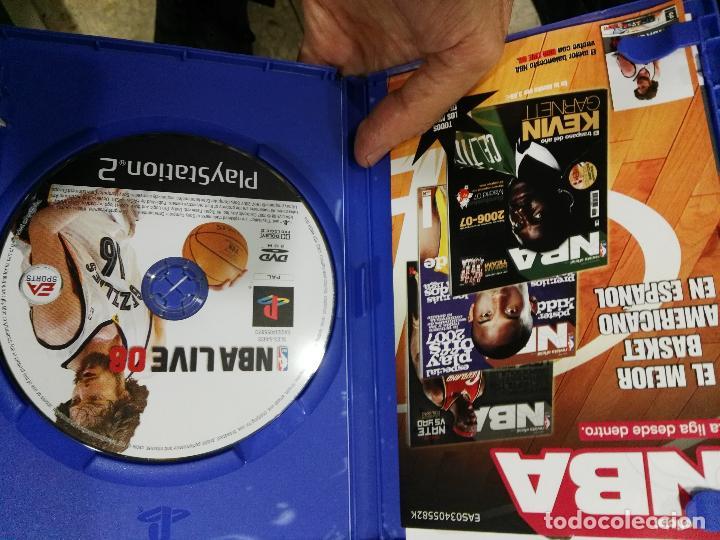 Videojuegos y Consolas: juego playstation 2 nba live 08 ps2 - Foto 2 - 98561163
