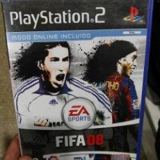 Videojuegos y Consolas: JUEGO PLAYSTATION II FIFA 08 PS2. Lote 98561571