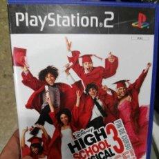 Videojuegos y Consolas: JUEGO PS2 HIGH SCHOOL MUSICAL 3PS 2. Lote 98658163