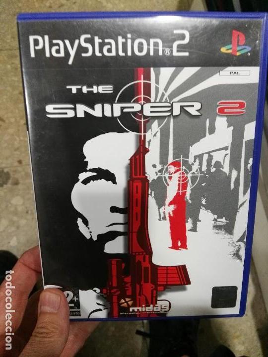 JUEGO PLAYSTATION 2 THE SNIPER PS2 (Juguetes - Videojuegos y Consolas - Sony - PS2)