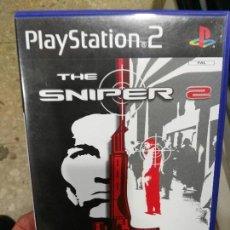 Videojuegos y Consolas: JUEGO PLAYSTATION 2 THE SNIPER PS2. Lote 98658367