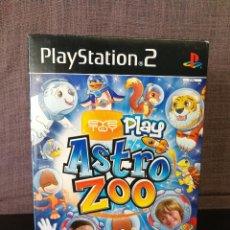 Videojuegos y Consolas: EYE TOY ASTRO ZOO PLAYSTATION 2 PS2. Lote 98771803