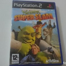 Videojuegos y Consolas: SHREK SUPER SLAM - PLAYSTATION 2. Lote 98790279