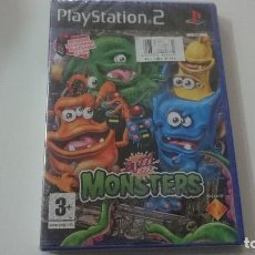 Videojuegos y Consolas: MONSTERS - PLAYSTATION 2. Lote 98790363