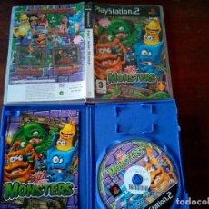Videojuegos y Consolas: PS2 BUZZ! JUNIOR MONSTERS. Lote 99082751