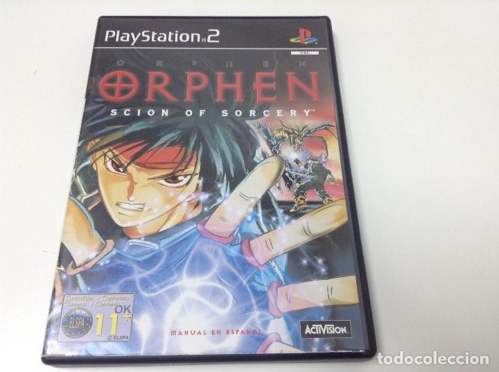 OF PS2 SCION ORPHEN BAIXAR SORCERY