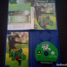 Videojuegos y Consolas: PS2 SPIN DRIVE PING PONG. Lote 100723099