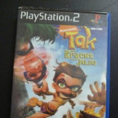 Videojuegos y Consolas: JUEGO - SONY PLAYSTATION 2 - PS2 - TAK AND THE GUARDIAN OF GROSS. Lote 102394311