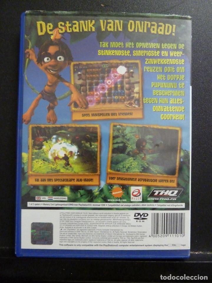 Videojuegos y Consolas: JUEGO - SONY PLAYSTATION 2 - PS2 - TAK AND THE GUARDIAN OF GROSS - Foto 2 - 102394311