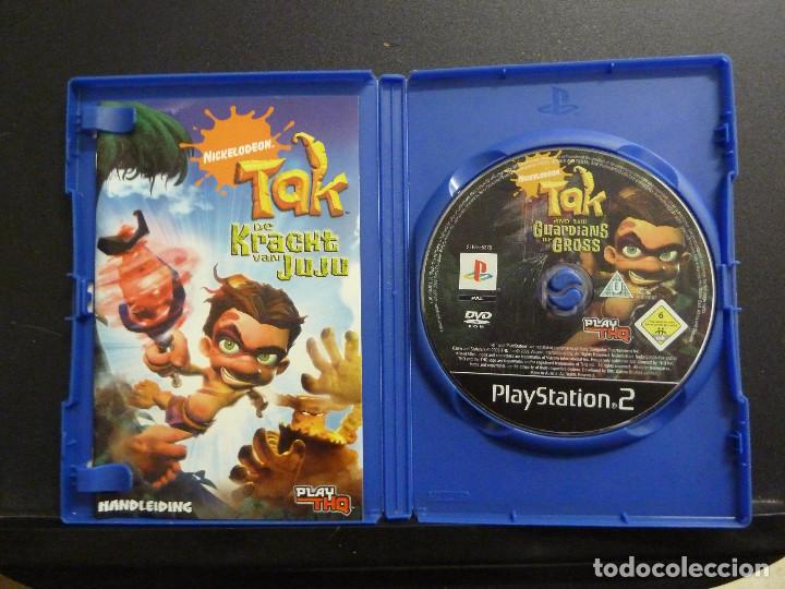 Videojuegos y Consolas: JUEGO - SONY PLAYSTATION 2 - PS2 - TAK AND THE GUARDIAN OF GROSS - Foto 3 - 102394311