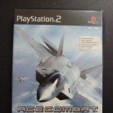 Videojuegos y Consolas: JUEGO - SONY PLAYSTATION 2 - PS2 - ACE COMBAT - TRUENO DE ACERO. Lote 102421271