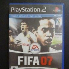 Videojuegos y Consolas: JUEGO - SONY PLAYSTATION 2 - PS2 - FIFA 07. Lote 102437867