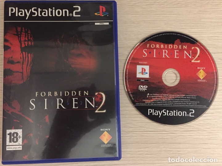 Forbidden Siren 2 Ps2 Sold Through Direct Sale 102462571