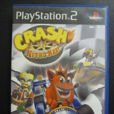 Videojuegos y Consolas: SONY PLAYSTATION 2 - PS2 - CRASH - NITRO KART. Lote 102470891
