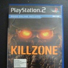Videojuegos y Consolas: JUEGO - SONY PLAYSTATION 2 - PS2 - KILLZONE. Lote 102471571