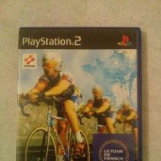 Videojuegos y Consolas: JUEGO PS2 *LE TOUR DE FRANCE*. Lote 102651463