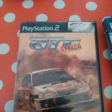 Videojuegos y Consolas: GTC AFRICA PARA SONY PLAYSTATION 2 COMPLETO CON CAJA Y MANUAL DE INSTRUCCIONES. Lote 102792215