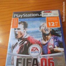 Videojuegos y Consolas: FIFA 06 - PLAYSTATION 2 PS2 - PAL -. Lote 103157267