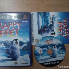 Videojuegos y Consolas: HAPPY FEET - PS2 PLAYSTATION 2 PLAY STATION PAL ESP. Lote 104030499
