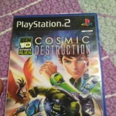 Videojuegos y Consolas: JUEGO DE PS2 LOS COSMIC DESTRUCTION . Lote 104474419