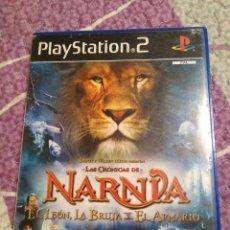 Videojuegos y Consolas: JUEGO DE PS2 NARNIA . Lote 104474935